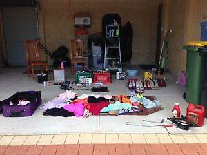 Garage Sale this Sat&Sun at 8am-1pm! Thornlie Gosnells Area Preview