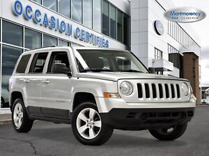 2011 Jeep Patriot North 4x4 MAN 4X4 MAG
