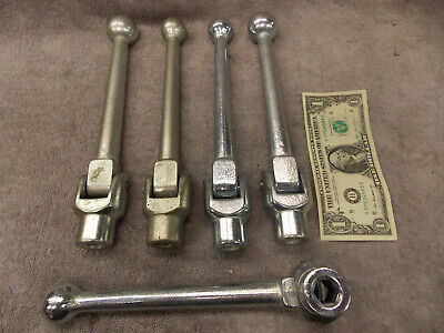 New Machine Vise Handle 916 Hex Kurt Universal Bridgeport Msc Import 10 Long