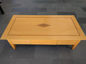 FREE coffee table with drawer Heathfield Adelaide Hills Preview