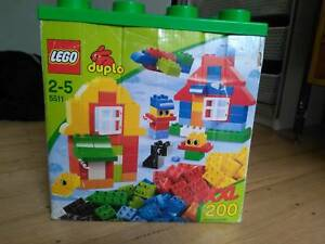 Lego Duplo blocks 200 piece XXL set
