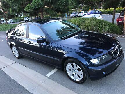2001 BMW 318 i Auto 168k with 6M Rego & RWC