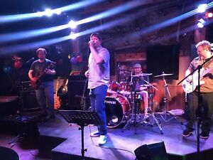 Rock cover band for your event, bar, venue