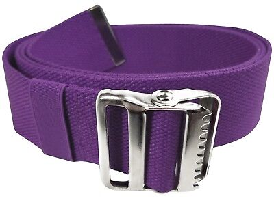 - LiftAid Walking Gait Belt and Patient Transfer with Metal Buckle and Belt Loop