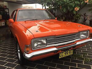 1974 TD Ford Cortina V8 Pyrmont Inner Sydney Preview