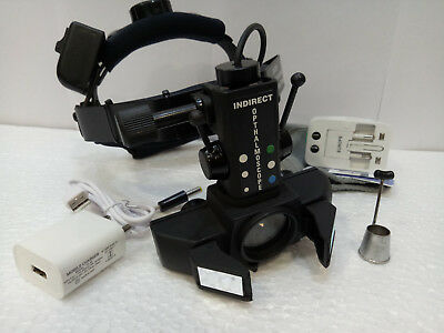 Top Quality Indirect Ophthalmoscope Binocular Led And Rechargeable Battery