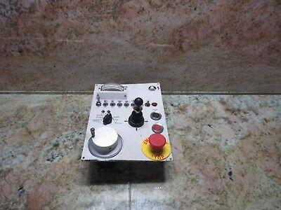Wasino Lg-71 Cnc Lathe Operator Jog Control Panel Fanuc A860-0200-t002