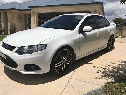 Ford XR6 Limited Edition 2012