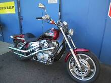 1993 Honda VT1100 low kms for the age, very tidy bike West Ipswich Ipswich City Preview