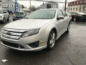 2010 Ford Fusion AWD Sport $$ LONG WEEKEND SPECIAL$$