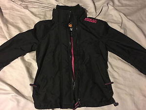 Women's SUPERDRY Windcheater Size SMALL