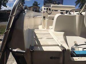 Custom built sports fishing boat Kuluin Maroochydore Area Preview