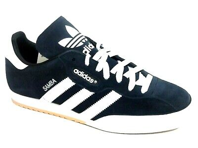 Adidas Samba Super Suede Mens Shoes Trainers Uk Size 7 - 12   019332