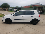 2007 vw golf tdi 6 speed auto  Windsor Gardens Port Adelaide Area Preview
