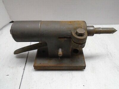 Vintage Tailstock For Lathe Or Dividing Head- Maybe Wood Lathe
