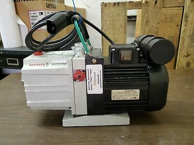 Pfeiffer Duo 2.5 Vacuum Pump Refurbished