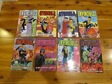 Image Comics Invincible Trade Paperbacks #1- #8 Robert Kirkman Blaxland Blue Mountains Preview
