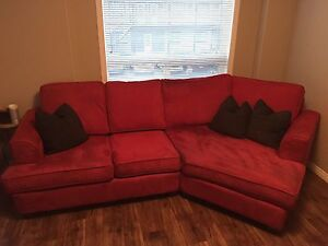 For sale - couch & chair - will sell separately or together