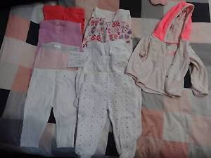 Girls 000 Bundles of clothing Paralowie Salisbury Area Preview