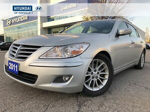 2011 Hyundai Genesis Sedan 3.8L | PREMIUM PKG | LEATHER | ROOF |