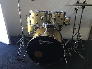 Premier Cabria Drum Set Stafford Brisbane North West Preview