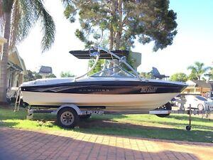 2008 bayliner 185 bowrider purchased new boat