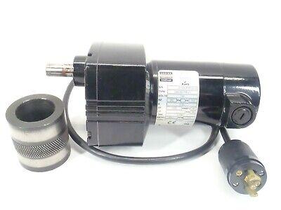 Bodine 24a2bepm-d5 Gearmotor 4501 129hp
