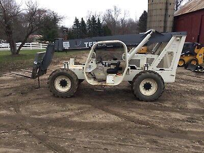 Terex Th842c Telehandler Forklift