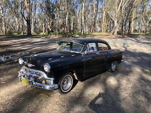 1953 chev sedan