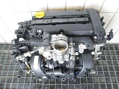 1/2 Motor (Motor Opel Corsa C - D - Agila 1,2 Z12XEP 80PS 70-95tkm Laufleistung)