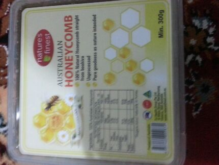 Honey  comb 350g Chatswood West Willoughby Area Preview