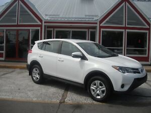 2014 Toyota RAV4 LE AWD!! BLUETOOTH VOICE ASSIST!! MP3/USB!! A/C