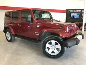 2012 Jeep WRANGLER UNLIMITED Leather| Heated Seats| Bluetooth| N