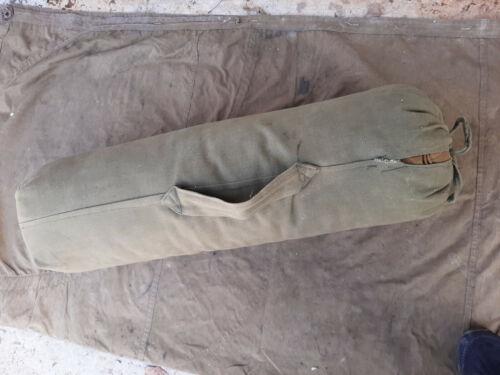 Soiviet russian army sleep bag sheep fur Afghanistan war new