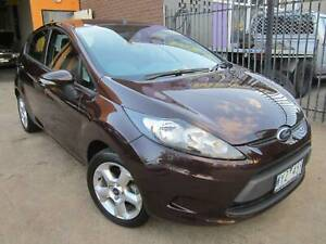 2009 FORD FIESTA LX AUTO HATCH 1.4L Thomastown Whittlesea Area Preview