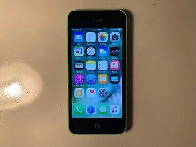 Apple iPhone 5c - 16GB - Green (Unlocked) A1532 (GSM)