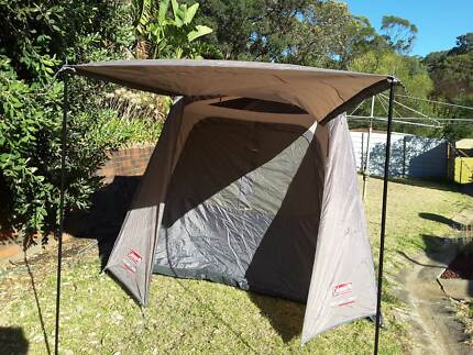 INSTANT UP COLEMAN TENT & Tent Coleman 4p instant up | Camping u0026 Hiking | Gumtree Australia ...