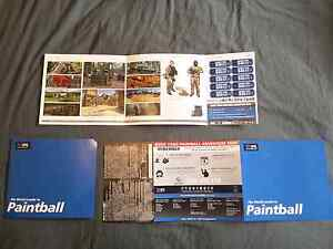 Paintball tickets 30 × $ 45 Thornton Maitland Area Preview