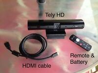 Skype's TelyHD - Made for your HDTV