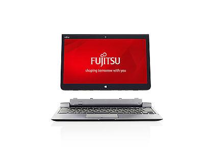 Fujitsu Stylistic Q775 Tablet Laptop 13.3 Intel i5 8GB 256GB SSD Keyboard Cradle