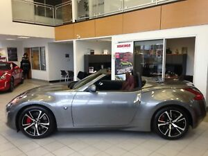 2018 NISSAN 370Z ROADSTER TOURING SPORT BORDEAUX TOP NAVI A/C SE