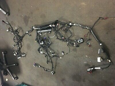ford focus complete back dash harness wiring loom JX6T 92 JP3032 2019 2213634