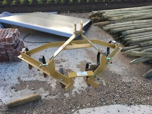 King cutter 3 point hitch