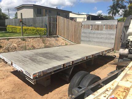Aluminum Truck Body 4.50 long 2.00m wide