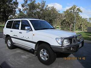 Toyota LandCruiser - GXL - 100 Series 2005 Waroona Waroona Area Preview