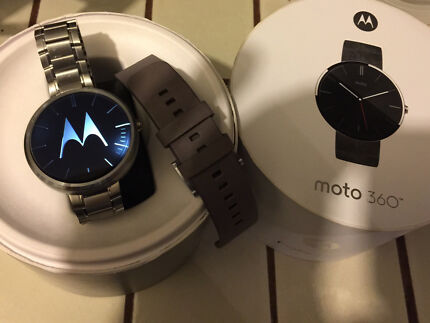Smart watch - Moto360 Empire Bay Gosford Area Preview