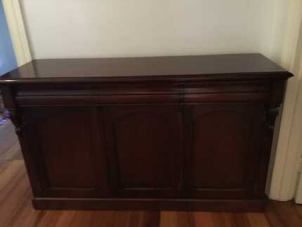 Sideboard, beautiful reproduction piece