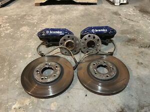 DC5r BREMBO big brake kit with stainless brake lines
