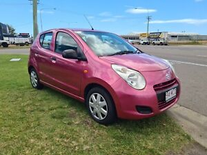 2010 Suzuki Alto 3cyl Manual Hatch - LOW KM! Garbutt Townsville City Preview