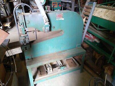 Whitney Jensen Roper 34 8 Ton Lever Punch